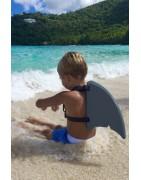Haaienvinnen voor jongens of meisjes ? We hebben ze hier.